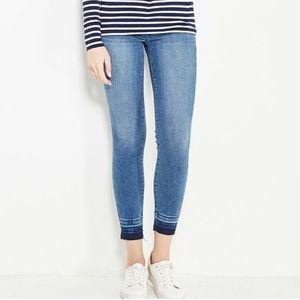 Gap Inner Cozy Leggings Blue 26